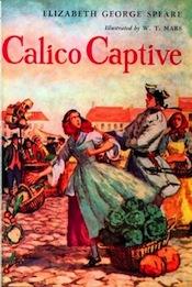 Calico Captive hardcover