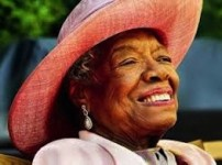 Thanking Maya Angelou – a voice that shall never be lost